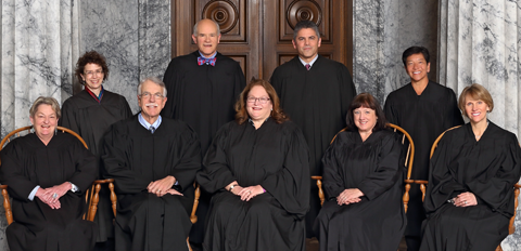 Washington Supreme Court Justices